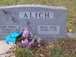 Patricia Diane Acker Alich (1953-2012) - Find A Grave Memorial