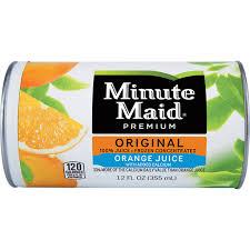 orange juice calcium can 12 fl oz