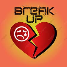 love break up love failure love png