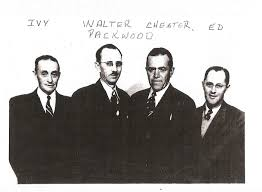 Ivy Jackson Packwood (1895 - 1953) - Genealogy