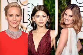 best hair and makeup golden globes 2016