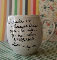 cool coffee tea mug for the reader in your life librarian