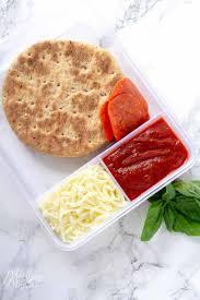 homemade lunchables pizza midgetmomma
