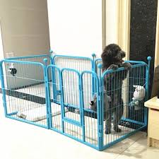 Qoo10 Pet Dog Fence Indoor Small Dog Cage In Large Dog Tedicin Maura Brado D Pet Care
