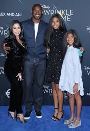 Kobe Bryant & His Daughters — Photos Of The NBA Star With ...