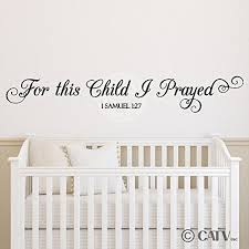 For This Child I Prayed 1 Samuel 1 27 Bi Buy Online In Trinidad And Tobago At Desertcart
