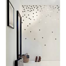 Amazon Com Gold Wall Decal Dots 200 Decals Posh Dots Metallic Gold Circle Stickers Baby Nursery Kids Room Trendy Cute Fun Vinyl Removable Round Polka Dot Decals Safe For Wall Paint Silver 1 5inch