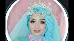 44 cara make up pengantin ala barbie