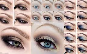 smokey eye makeup tutorials