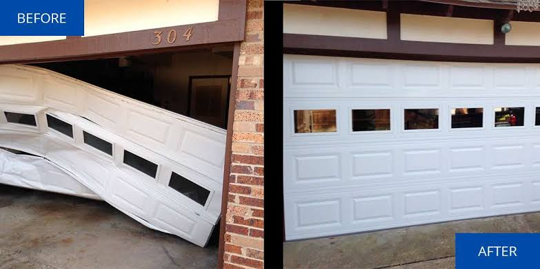 Image result for Garage door repairs""