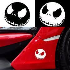 Halloween Pumpkin Head Style Terrifying Car Decals Stickers Reflective Car Stickers Garland Motorbike Accessories Stickers Reflective Car Stickerreflective Car Sticker Aliexpress