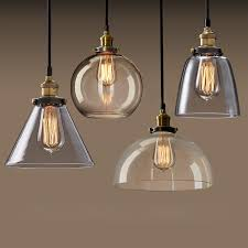replacement glass lamp shades for home