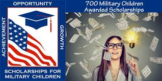 700 Military Children Awarded Scholarships – Commissary Connection