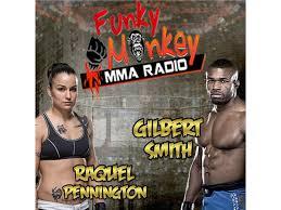 RFA champion Gilbert Smith & UFC Bantamweight Raquel Pennington 10 ...