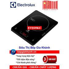 Bếp từ đơn Electrolux ETD29KC sản xuất Trung Quốc giảm chỉ còn 1,200,000 đ