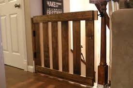 Diy Baby Gate 6 Steps With Pictures Instructables