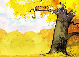 calvin and hobbes desktop wallpapers