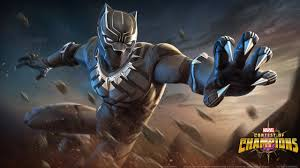 Marvel Contest of Champions Black Panther Spotlight - YouTube