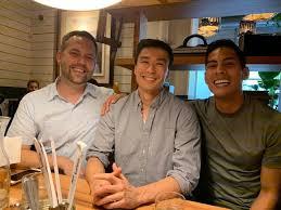 Aaron Nichols (ThM, 2014), Kenji Adachi (ThM, 2003), and Teddy Jestakom  (ThM, 2016) – Alumni
