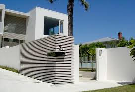 Project Mimo Pool Garden Compound Wall Design Boundary Walls Wall Design