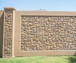 Aftec Precast Concrete Fencing Houston Concrete Wall Panels Aber Fence