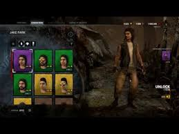 Dead by Daylight: Jake Park (All CashShop Outfits #Auric #Cells) - YouTube