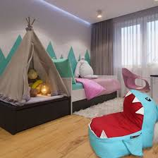 China Cute Shark Bean Bag Chair Cover Kids Soft Canvas Stuffed Animal Storage Bags Child Bedroom Organizer Plush Toy Towels Clothes No Stuffing China Stuffed Animal Storage Bean Bag Chair