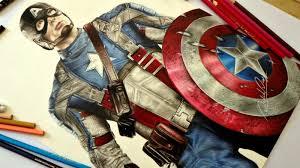 Capitan America Tarjetas O Invitaciones Para Imprimir Gratis