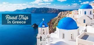road trip in greece the 7 best