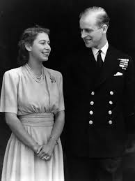 Queen Elizabeth And Prince Philip's ...