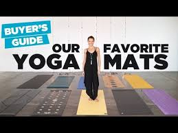our 10 favorite yoga mats on the market
