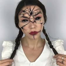43 scary makeup ideas for
