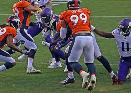 Rape case dropped against Broncos defensive end Adam Gotsis ...