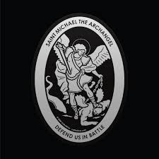 St Michael Car Decal The Catholic Gift Store