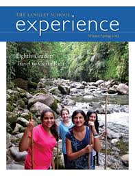 The Langley School Experience Winter-Spring 2012 by The Langley School -  issuu