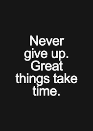 inspirational quotes to remind you to never give up gravetics