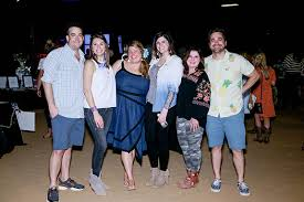 Brent and Melissa Ellis, Anna Curnes, Christi Meril, Annie and Teal  Griffeth – People Newspapers