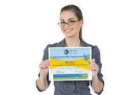 itti accreditation affiliation