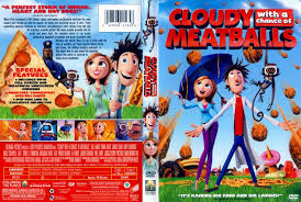 Cloudy with a Chance of Meatballs DVD 2010 | Vhs and DVD Credits Wiki |  Fandom