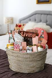 houseguest wele basket