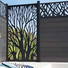 China Outdoor Garden Laser Cut Aluminum Fencing Panels Manufacturers Suppliers Factory Customized Outdoor Garden Laser Cut Aluminum Fencing Panels Keenhai