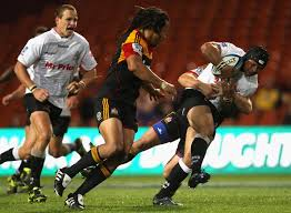 Adrian Jacobs - Adrian Jacobs Photos - Super Rugby Rd 5 - Chiefs v Sharks -  Zimbio