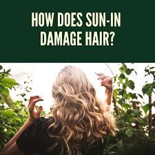 a review of sun in lightener spray