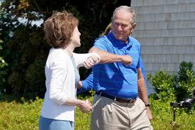 Susan Collins endorsed by ex-President Bush in Maine Senate race