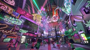 splatoon 2 dels revealed in the