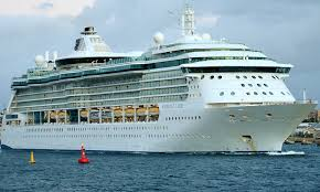 radiance of the seas itinerary cur