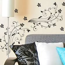 Floral Wall Decal Floral Wall Decals Wall Decals Wall Decor Decals