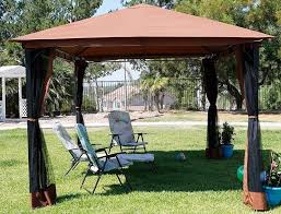 outdoor canopy gazebo tent design