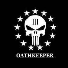 Buy Punisher 3 Percenter Oath Keeper Vinyl Decal Sticker Cars Trucks Vans Walls Laptops White 5 5 In Kcd606 In Cheap Price On Alibaba Com