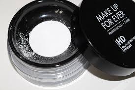 makeup forever hd microfinish powder